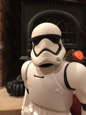 "Star Wars 18 Inch 18"" First Order StormTrooper Jakks Pacific"