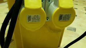 Transformer 1.5kVa 110v, (2 outputs) Carroll & Meynell-Brand-New