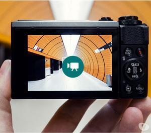 Valentines Gift: Canon G7X MARK II + Free Gorilla Tripod