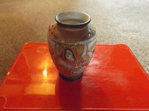 Vingate Japanese Satsuma style pot