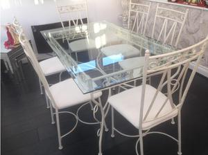 Dining Table and 6 Chairs in Cramlington
