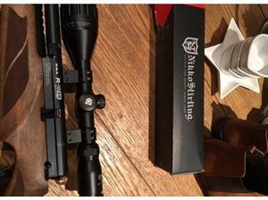 Nikko stirling scopes 4x12x50 in Alfreton