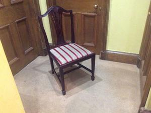 Dinning room chairs set of six