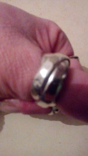 Gents ring, 925 silver hallmarked
