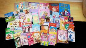 Huge bundle of various books