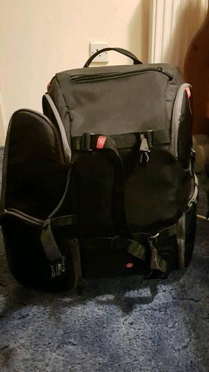Manfrotto camera rucksack
