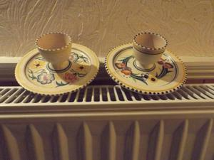 Poole Pottery Egg Cups