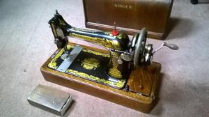 Singer Sewing Machine- collectors item