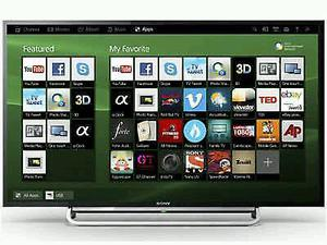 "Sony 32"" LED smart Wi-Fi Tv USB player HD Freeview Full HD p."