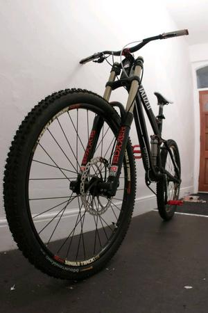 Specilized Enduro S WORKS carbon