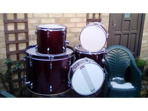 Five drums for sale. in Durham