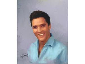 I paint portraits by order in Richmond upon Thames