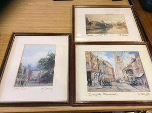 Prints of Old Derby