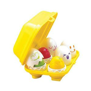 Tomy - Hide and Squeak Eggs - Learning Curve Free Shipping!