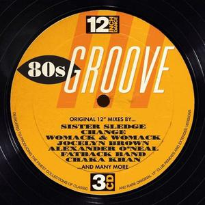 Various Artists - 12 Inch Dance: 80s Groove (3 Disc) CD NEW