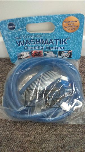 Wash matic