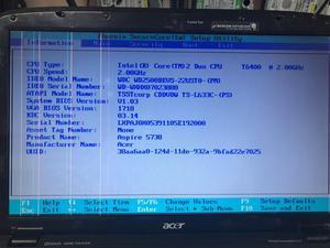 Acer Aspire GB, Intel Pentium Dual-Core, 2GHz,