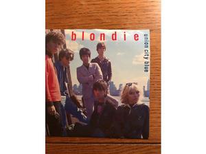 Blondie 7 vinyl singles in Lytham St. Annes