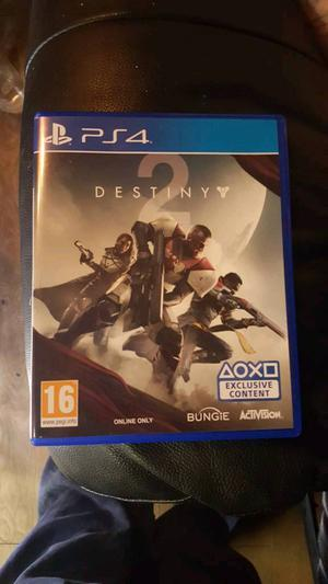 Destiny 2 ps4 brand new