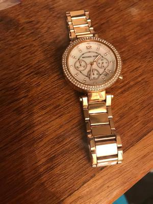 Michael Kors Rose Gold watch for sale never worn