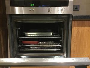 Neff. Built in single oven