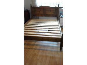 Oak Frame Double Bed in Dromore