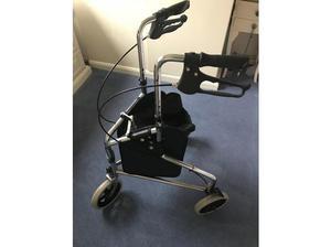 Roma medical 3 wheel Tri walker in Lytham St. Annes