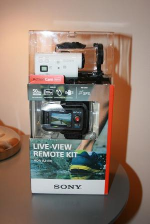SONY LIVE-VIEW Remote Kit HDR-AZ1VR Brand new in SEALED box