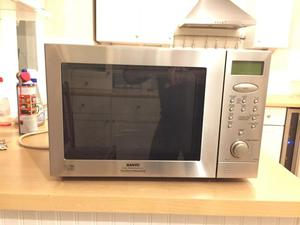 Sanyo Combination Microwave Oven Posot Class