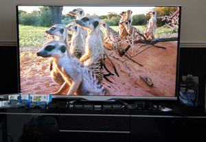 "Sharp AQUOS LC-60LEK 60"" 3D p HD LED LCD Internet TV"
