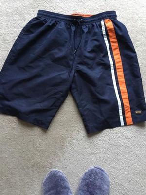 Small Hugo boss swim shorts swim lined