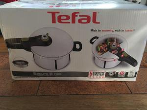Tefal Neo 5 Pressure Cooker New