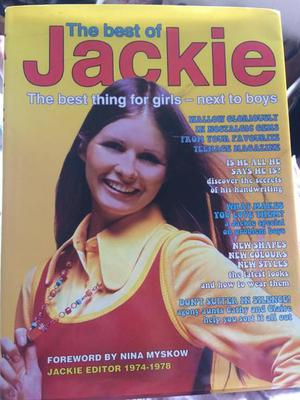 The Best of Jackie Book