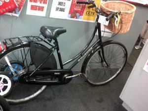 ladies bronx vintage classic bicycle 3 speed