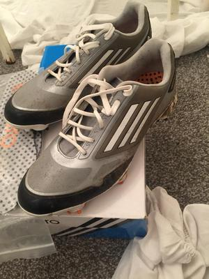 Adizero golf shoes size 8