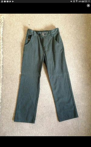 **BRAND NEW** Boys age 11 years charcoal smart trousers, Nex