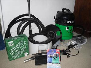 George. Numatic Vacuum cleaner/Carpet cleaner