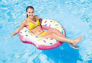 One Intex Stargaze Tube Large Swim Ring Float beach toy