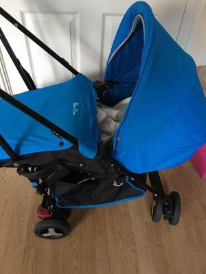Silver Cross Reflex - Complete travel system, inc car seat