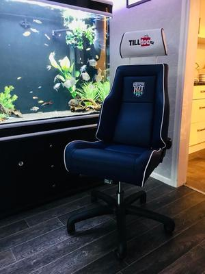 West Bromwich Albion sports office chair