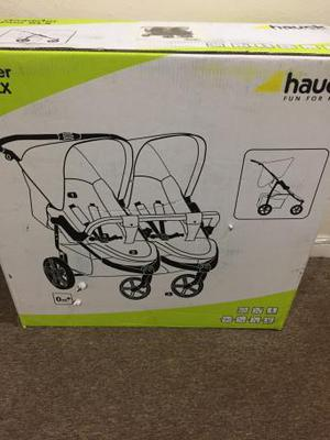 hauk roadstar double buggy for sale