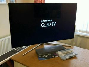 49in Samsung QLED HDR  QUANTUM DOT SMART LED TV WARRANTY