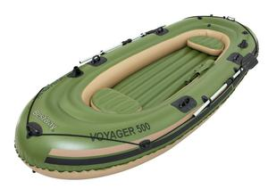 AS NEW Bestway Voyager 500 Inflatable Raft Dinghy Boat