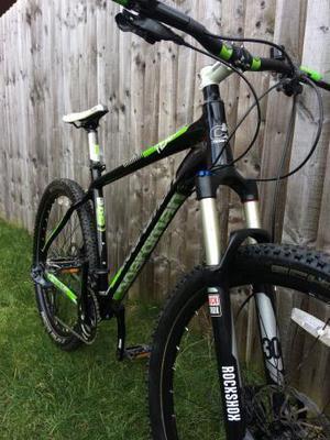 """Boardman pro 27.5 mountain bike, 19"""" M/L frame"""