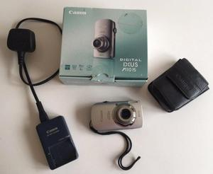 Canon Digital IXUS 110 IS 12.1MP Digital Camera – Silver