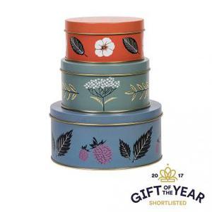 Magpie Vegan friendly flora set of tins NEW