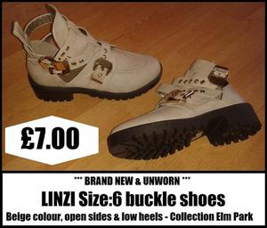 NEW - Linzi Shoes Size:6