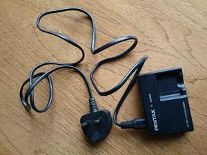 Pentax Optio M40 8MP Digital Camera - Silver