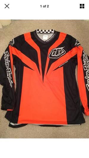 Troy Lee Designs downhill jersey