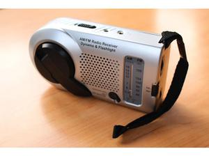 Wind Up Radio in Havant